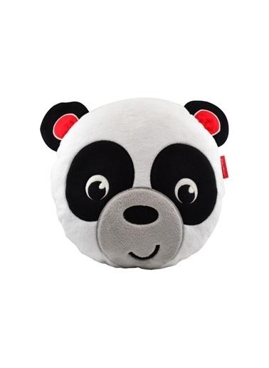 Fisher Price Fisher-Price Peluş Panda Yastık Renkli